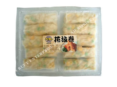 Dragon Brand Cuttlefish Roll