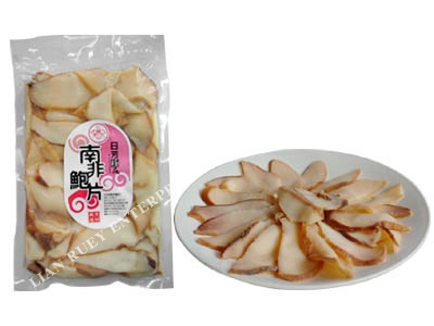 Orchid Brand Sliced Conch