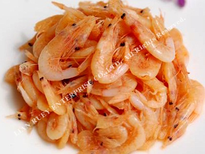 Frozen Boiled Sakura Shrimp
