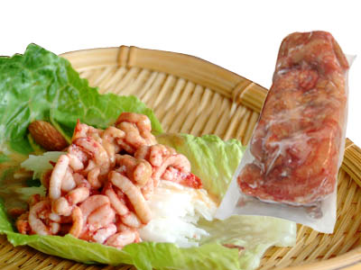Canadian Lobster Leg Meat