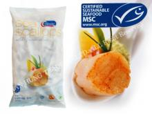 Canadian Frozen-at-sea Scallops