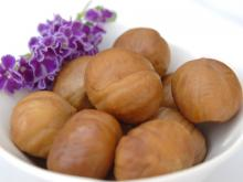 Chestnut in Osmanthus Honey
